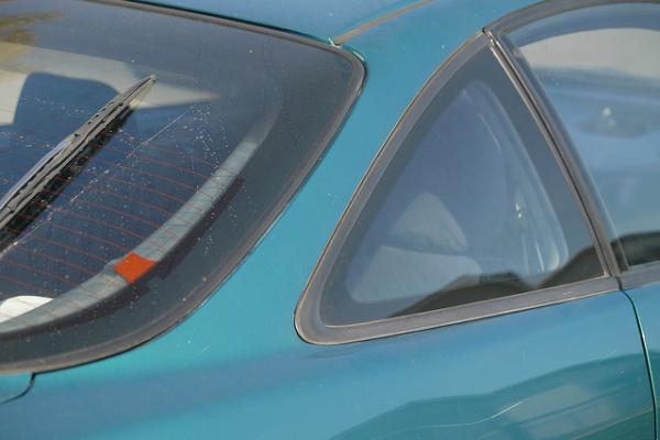 rear wiper problem